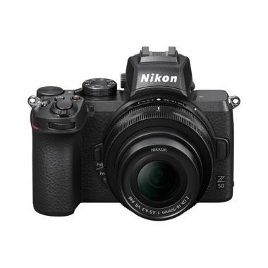Nikon Z50 Kit 16-50mm Lens Kamera Mirrorless