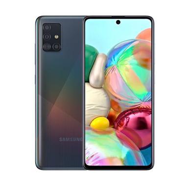 harga Samsung Galaxy A71 Smartphone [6GB/128GB] BLACK Blibli.com