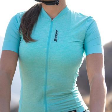 harga Santini 365 SCIA SS Full Zip Pakaian Sepeda Wanita [SP940L75RSCIA] Blibli.com