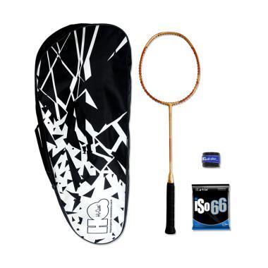 harga Hi-Qua Limited Infinity Raket Badminton + Free + Tas + Grip + Senar Blibli.com