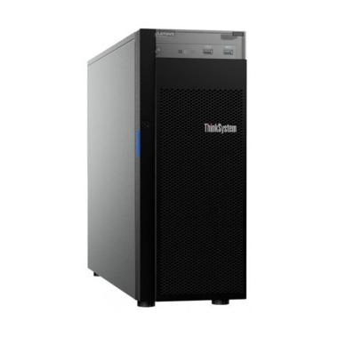 harga Lenovo ThinkSystem ST250 Xeon E-2104G Desktop PC Server BLACK Blibli.com