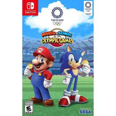 Nintendo Switch Mario & Sonic at the Olympic Games: Tokyo 2020 [Eng]