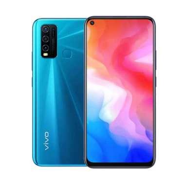 harga Vivo Y30 (Blue, 128 GB) Blibli.com