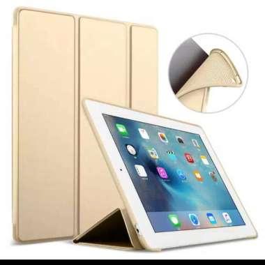 harga Case iPad MIni 123 Auto Lock Flip Cover Magnetic Premium Case - - GOLD Blibli.com