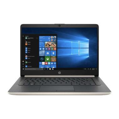 harga HP 14s-cf2034TX/cf2035TX Notebook [Intel Core i7 10510/ 8GB/ 512ssd/ R530 2GB/ W10+OHS/ 14FHD] GOLD