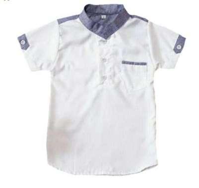 Jual Baju Koko Putih Anak Lengkap Kualitas Terjamin Blibli Com