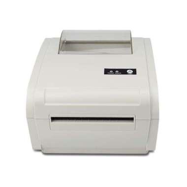 harga Zjiang ZJ-9210 USB Label Printer Barcode 110mm POS Thermal Receipt Putih Blibli.com
