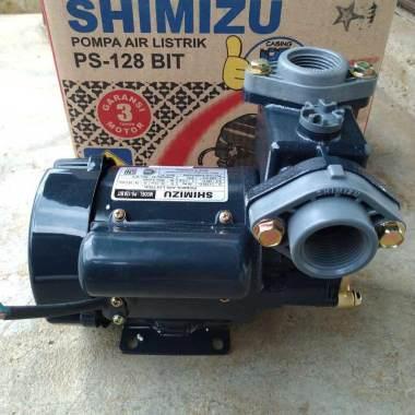 Jual Shimizu Ps 116 Bit Pompa Air Sumur Dangkal Non Otomatis Online Maret 2021 Blibli