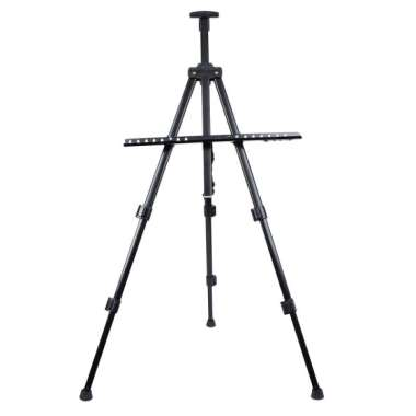 harga Folding Telescopic Exhibition Board Stand Painting Tool Artist Tripod Rack Blibli.com
