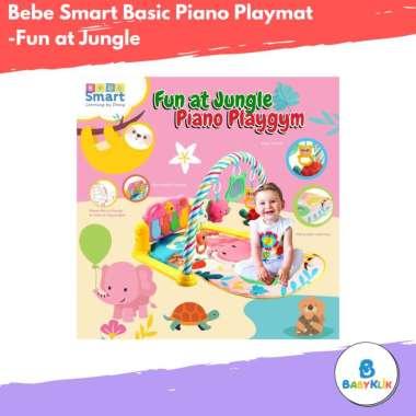 Bebe Smart BASIC Piano Playmat - Mainan Karpet Musik Anak Bayi - Mainan Motorik Anak