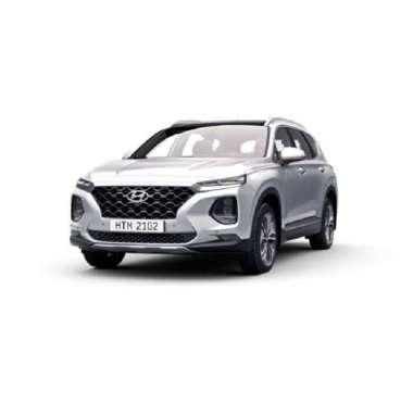 Hyundai Santa Fe GLS Gasoline Mobil [NIK 2018]