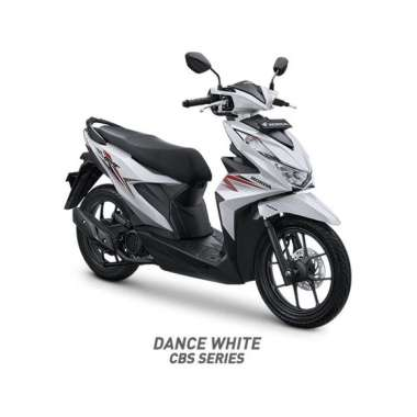 Sumatera - Honda All New BeAT Sporty CBS Sepeda Motor [VIN 2020]