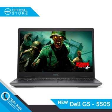harga Dell G5-5505 [R5-4600H-8-512-AMD RX-W10] DELL OFFICIAL Silver Blibli.com
