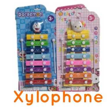 harga Amanah Toys Mainan Edukasi Anak Kolintang Xylophone Kulintang Musik Blibli.com