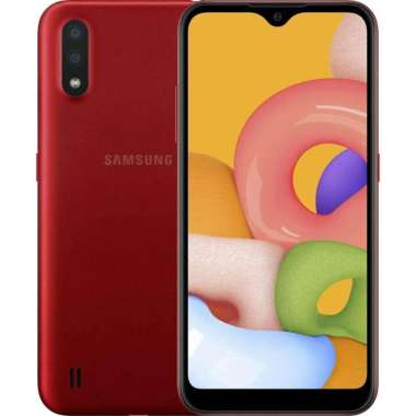 Samsung Galaxy A01 Smartphone 16 GB/ 2 GB