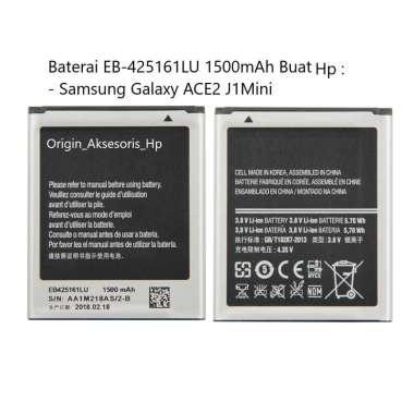 harga Original Baterai EB425161LU Buat Handphone Samsung Galaxy ACE2 J1Mini Blibli.com