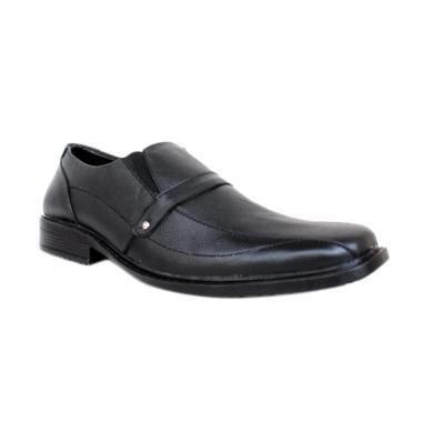 ARFU Formal Pantopel Sepatu Pria - Hitam