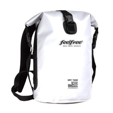 Feelfree Dry Tank White Tas Anti Air [15 L]