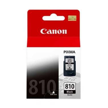 Canon PG-810 Tinta Printer Cartridge - Hitam