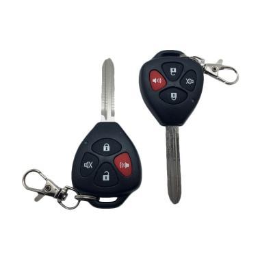 R4 64 Set Alarm Mobil dan Kunci Remote Control