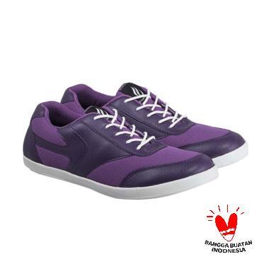 Everflow VLT 01 Sepatu Lari Wanita - Ungu