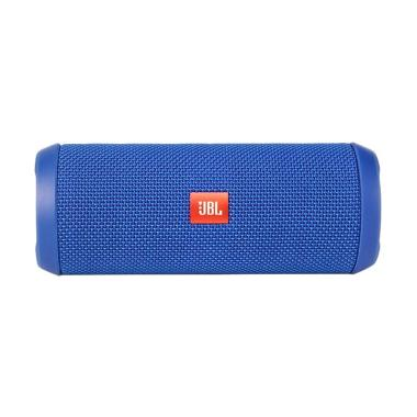 JBL Flip 3 Portable Bluetooth Speaker - Biru