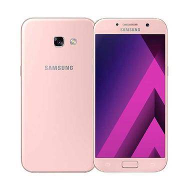 Samsung A3 2017 SM-320 Smartphone - Pink [16GB/ 2GB]