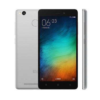Xiaomi Redmi 3S Prime Smartphone - Grey [32GB/RAM 3GB]