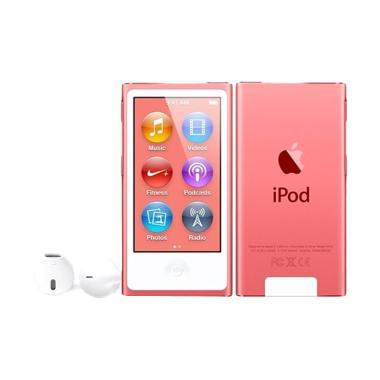 Jual Apple iPod Nano 7 16 GB Portable Player - Pink Harga Rp 2469000. Beli Sekarang dan Dapatkan Diskonnya.