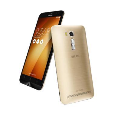 Asus Zenfone Go ZB552KL Smartphone - Gold [16GB/ 2GB]