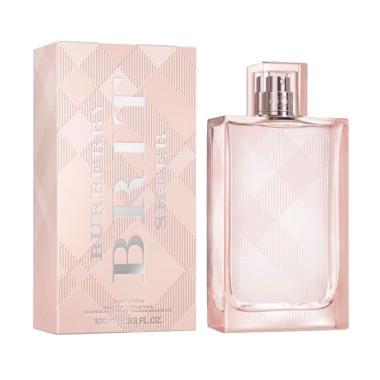 Burberry Brit Sheer For Her Parfum EDT Wanita [100 ML]