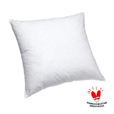 Rezians Bantal Cushion - Putih [70 x 70 cm]