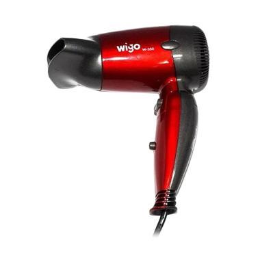 JBS Wigo W-350 Hair Dryer Pengering Rambut - Merah accaa41213