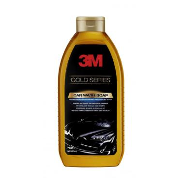 3M Car Wash Soap Gold Series Shampo Mobil [100 mL]