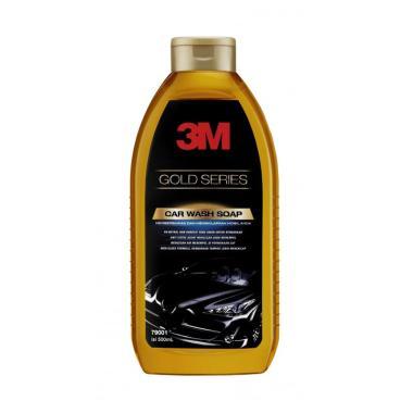 3M Car Wash Soap Gold Series Shampo Mobil [100 mL]