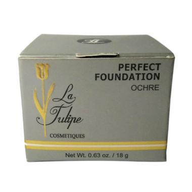 La Tulipe Perfect Foundation - Ochre