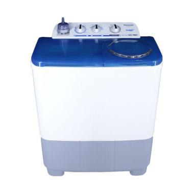 Panasonic NA-W76FC2-A Mesin Cuci - Biru [7 kg]