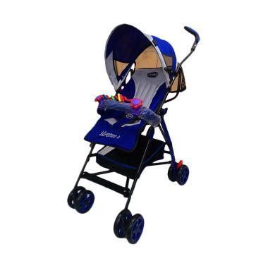 Pliko Stroller New Buggy Adventure 2