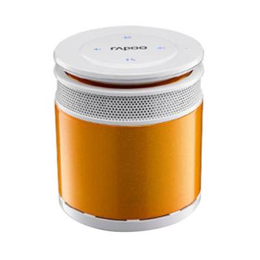 harga Rapoo A3060 Mini Bluetooth Speaker - Orange Blibli.com