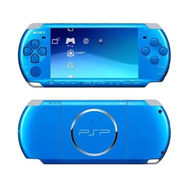 Sony PSP 3000 With Mc 8GB - Blue [Full Games]