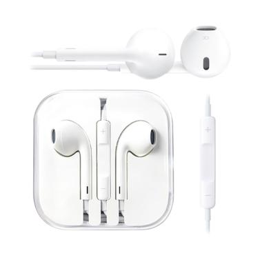 Apple Original Headset for iPhone 5 - White
