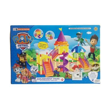 Paw Patrol Amusement Park No. ZY-558 Set Mainan Anak