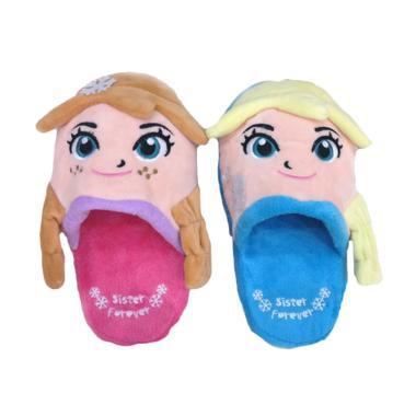 Frozen Anna & Elsa Sandal Anak Perempuan