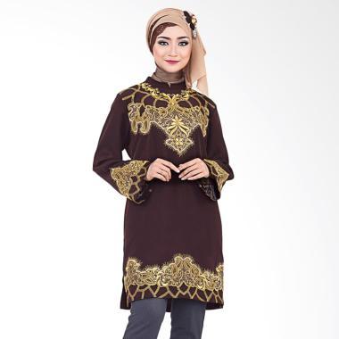 Inficlo SSL 988 Tunik Gigglefly Baju Muslim Wanita