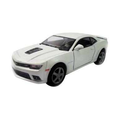 Jual Kinsmart 2014 Chevrolet Camaro Diecast Putih Online Harga