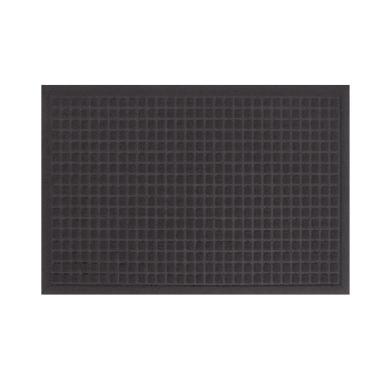 Rosanna CR002 Doormat Keset - Hitam [75 x 45 cm]