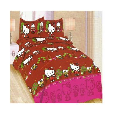 Bonita Hellokitty Play Set Sprei [180 x 200 cm]