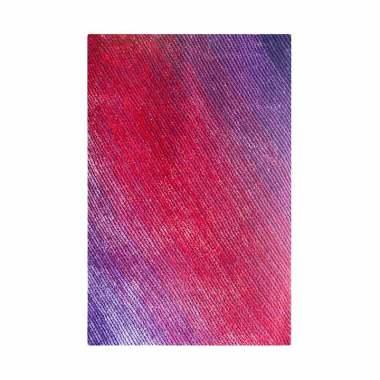 Vision SKPD Karpet - Purple Red [160 x 220 cm]