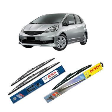 harga Bosch Advantage Set Wiper for Honda Jazz [26 & 14 inch + H306] Blibli.com