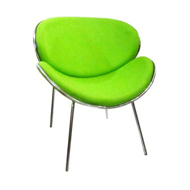 Creova Dining Chair Ultima Kursi - Green